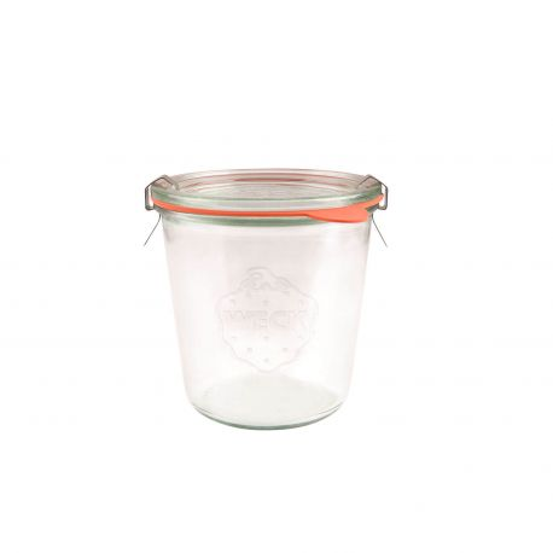 Tarro de vidrio para conserva Weck - 580 ml