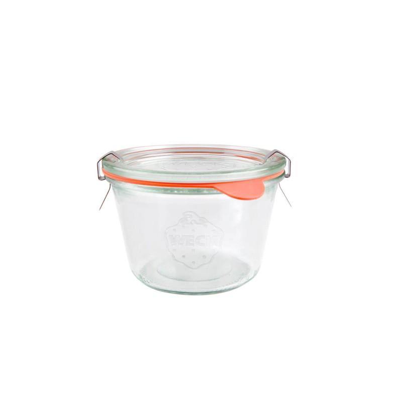 Tarro de vidrio para conserva Weck - 370 ml