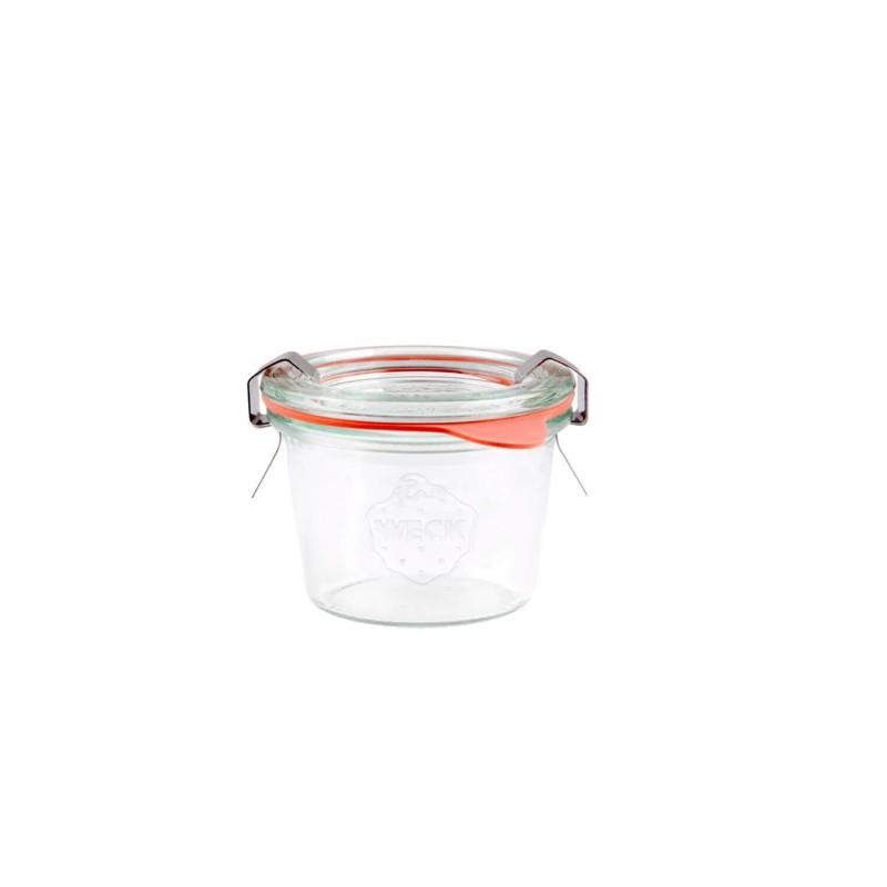 Tarro de vidrio para conserva Weck - 80 ml