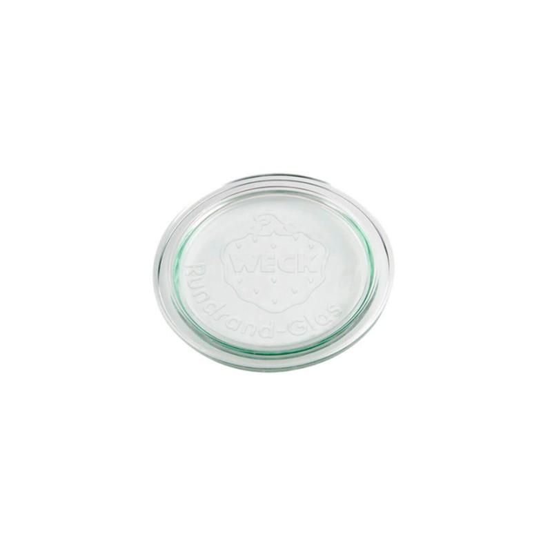 Tapas de vidrio para tarros conserva Weck
