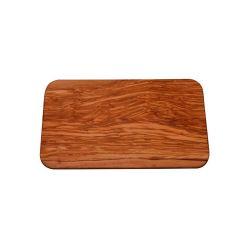Tabla de madera de olivo