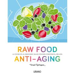 "Libro ""Raw Food Anti-aging"" - Consol Rodríguez"