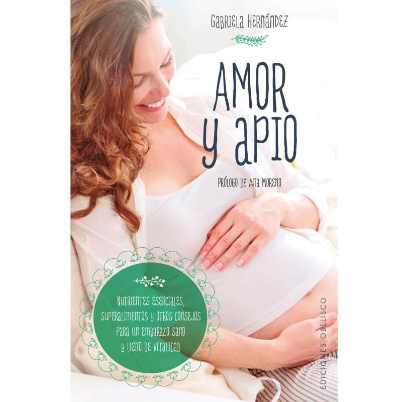 """Libro """"Amor y apio"""" - Gabriela Hernández"""