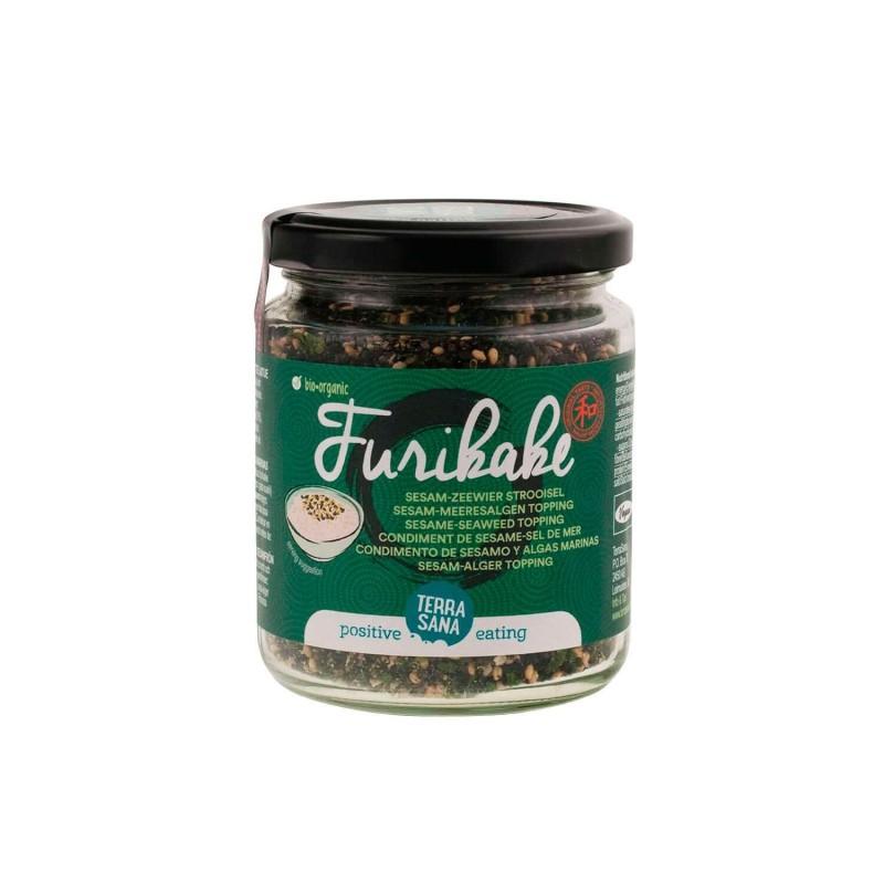 Furikake, semilla de sésamo y algas