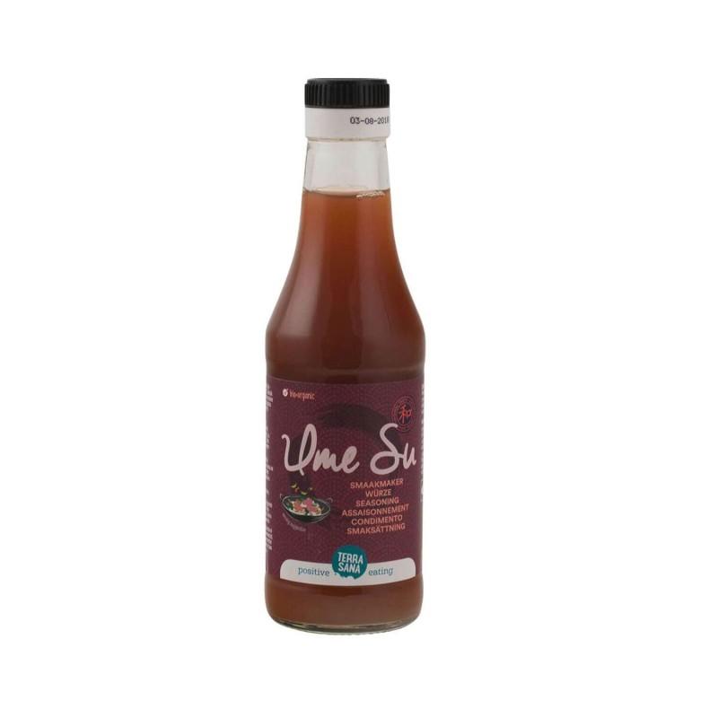 Condimento de umeboshi líquido