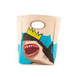 Bolsa porta alimentos - Rey tiburón