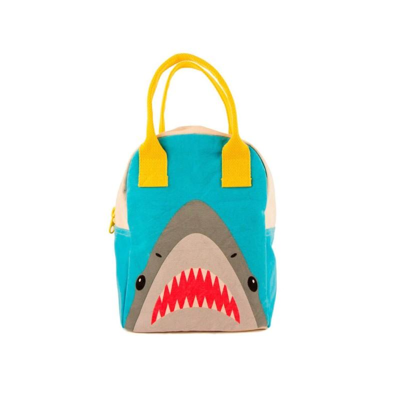 Mochila para llevar comida - Tiburón