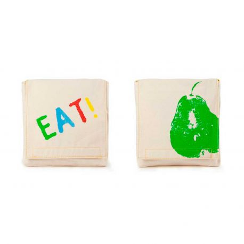 Bolsita para comida y sandwich - Pack 2 eat