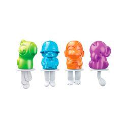 Set moldes de silicona para helados - Safari