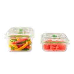 Pack 2 contenedores para vacío