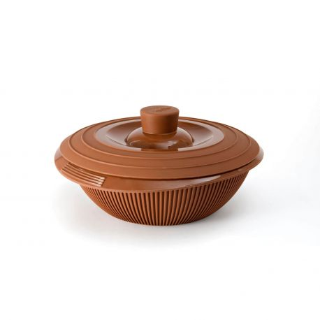Recipiente de silicona para fundir chocolate