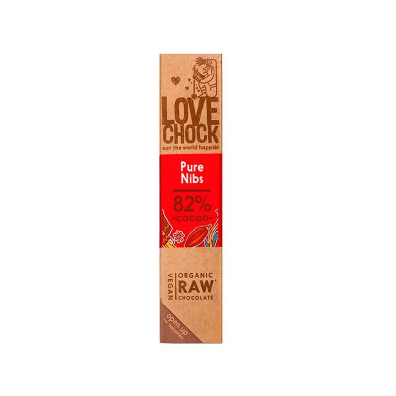 Barrita de cacao puro 82%