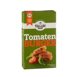 Hamburguesas de tomate y albahaca, ecológicas - Bauckhof