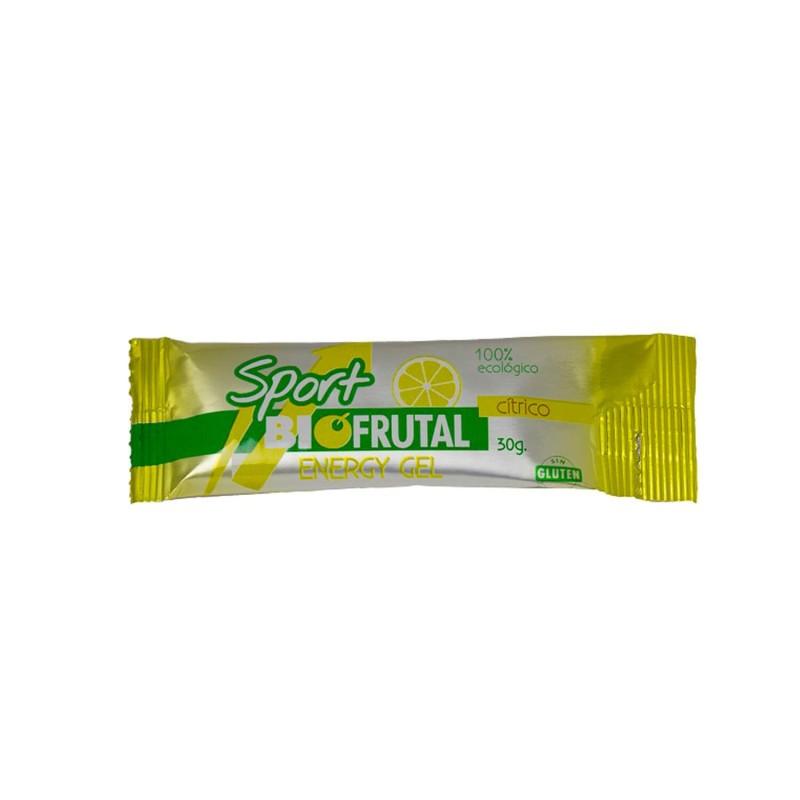 Gel energético Biofrutal - Cítrico