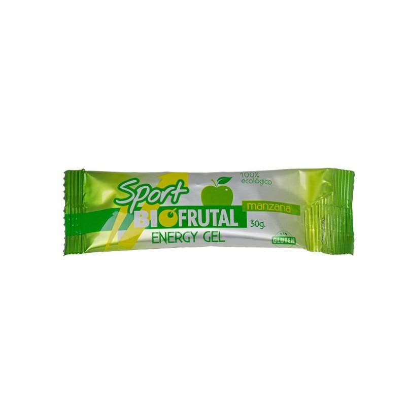 Gel energético Biofrutal - Manzana