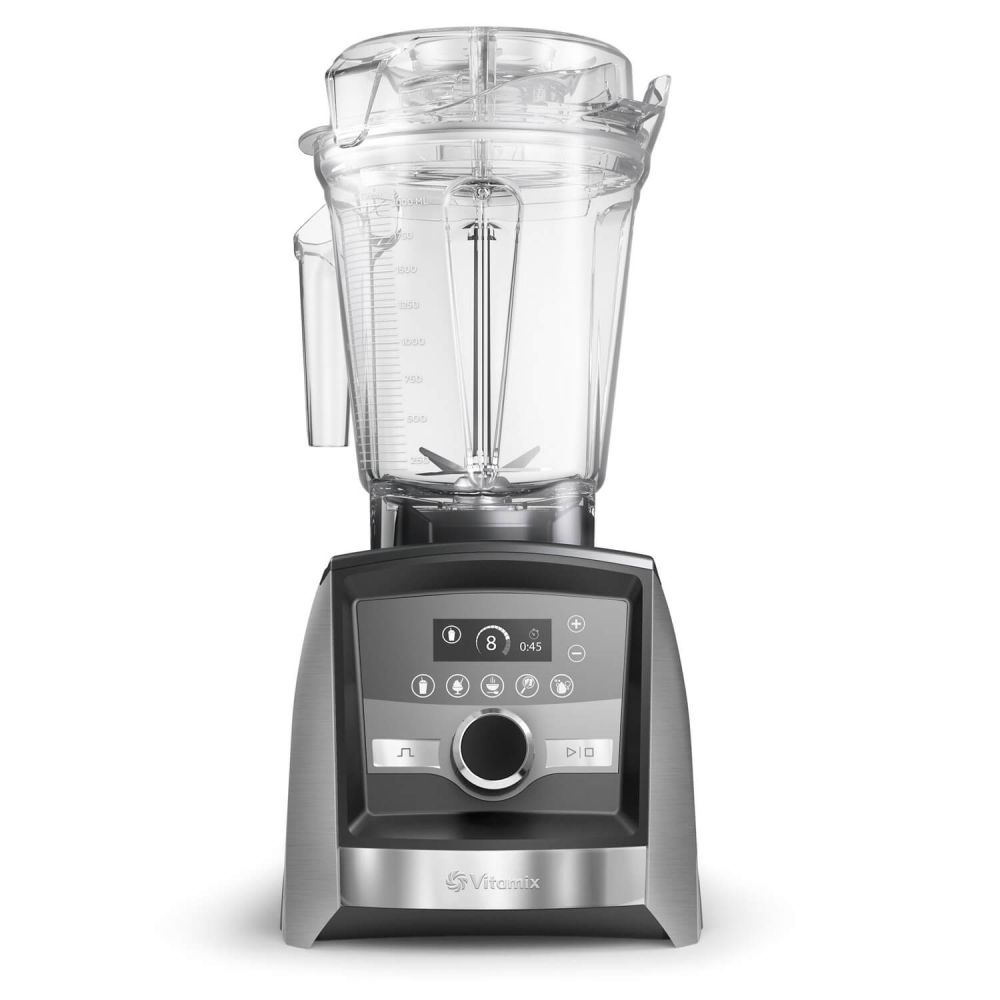Batidora americana vitamix ascent 3500i acero inoxidable for Aparatos de cocina