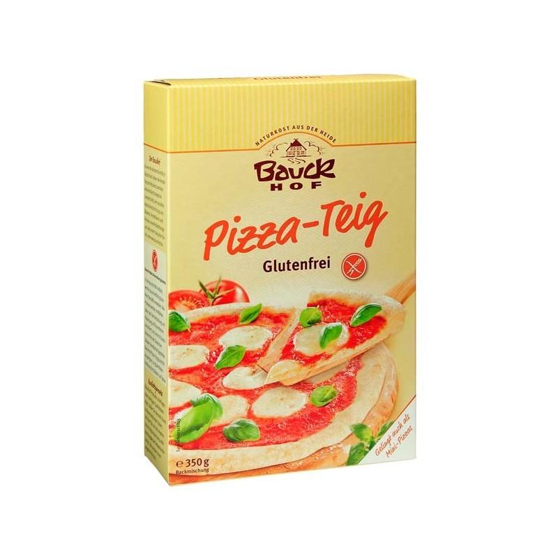 Pizza sin gluten, de agricultura ecológica - Bauckhof