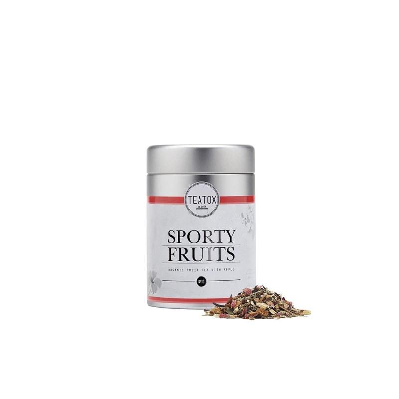 Infusión de frutas deportiva - Teatox