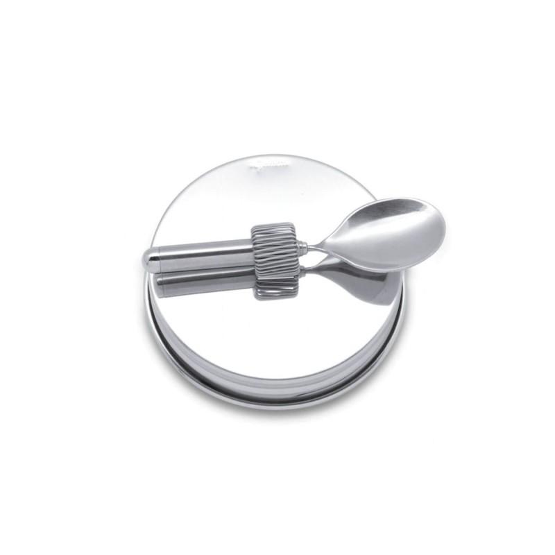 Tapa porta cucharilla
