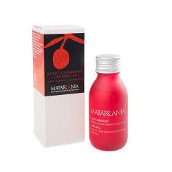 Aceite hidratante corporal ecológico de limón, naranja y mandarina - Matarrania