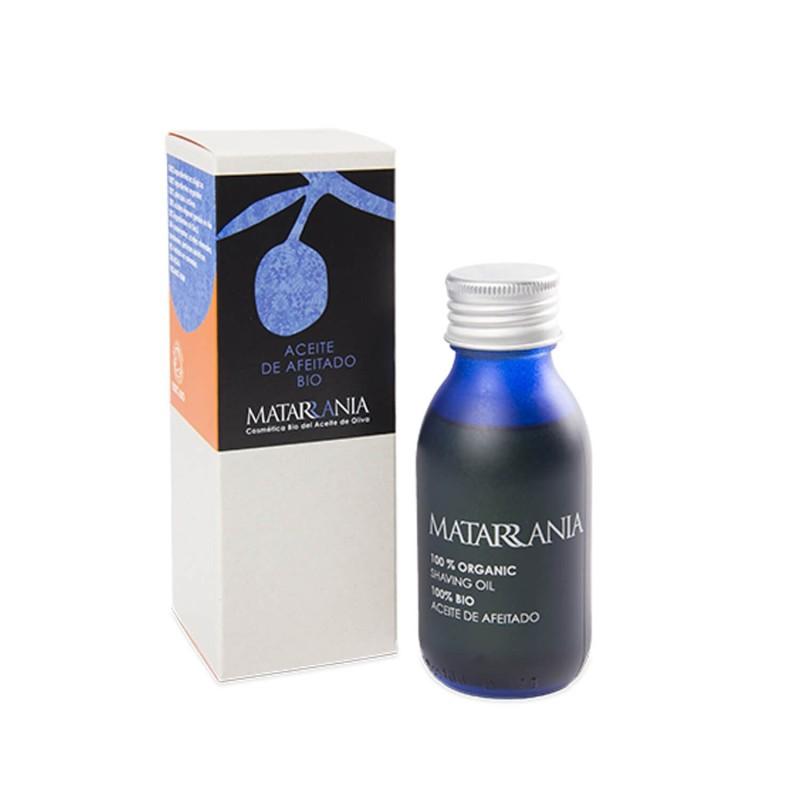 Aceite de afeitado ecológico - Matarrania