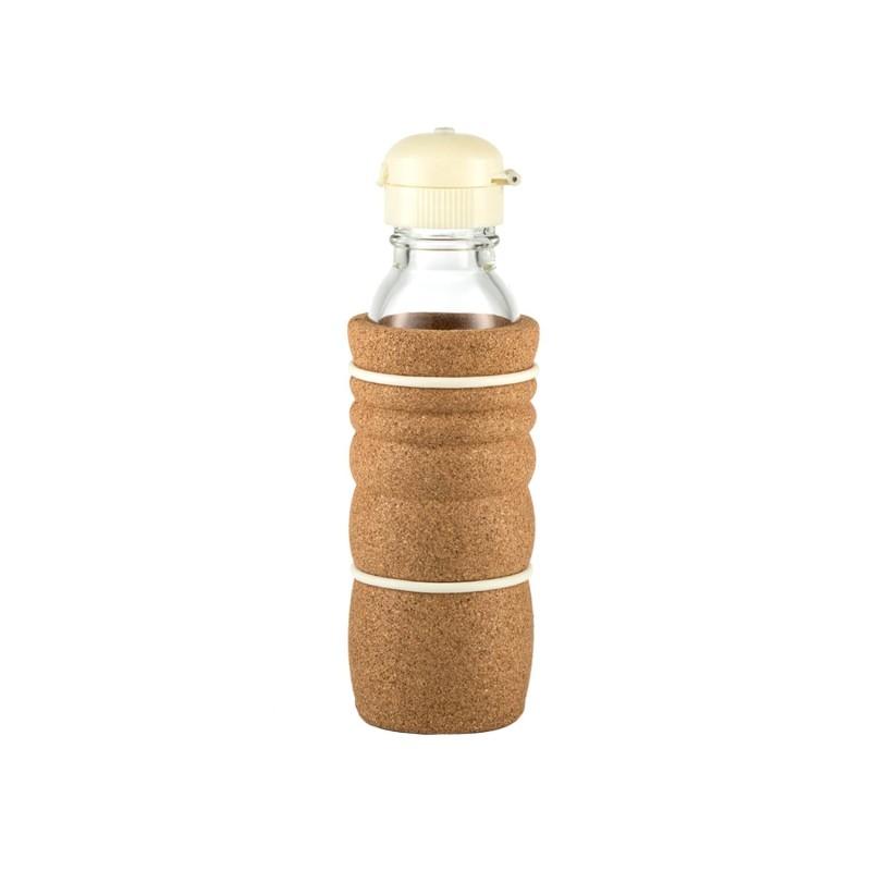Botella de cristal 300 ml - Thank you