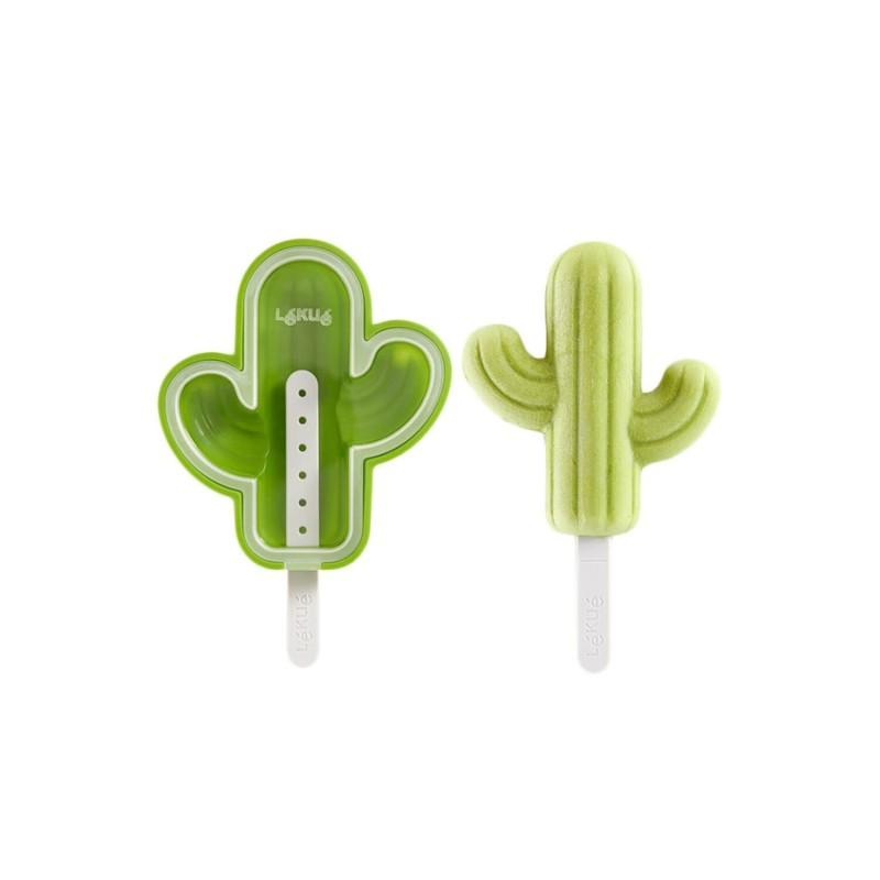 Molde de silicona para helados - Cactus