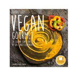 """Libro """"Vegan Gourmet"""" - Prabhu Sukh"""