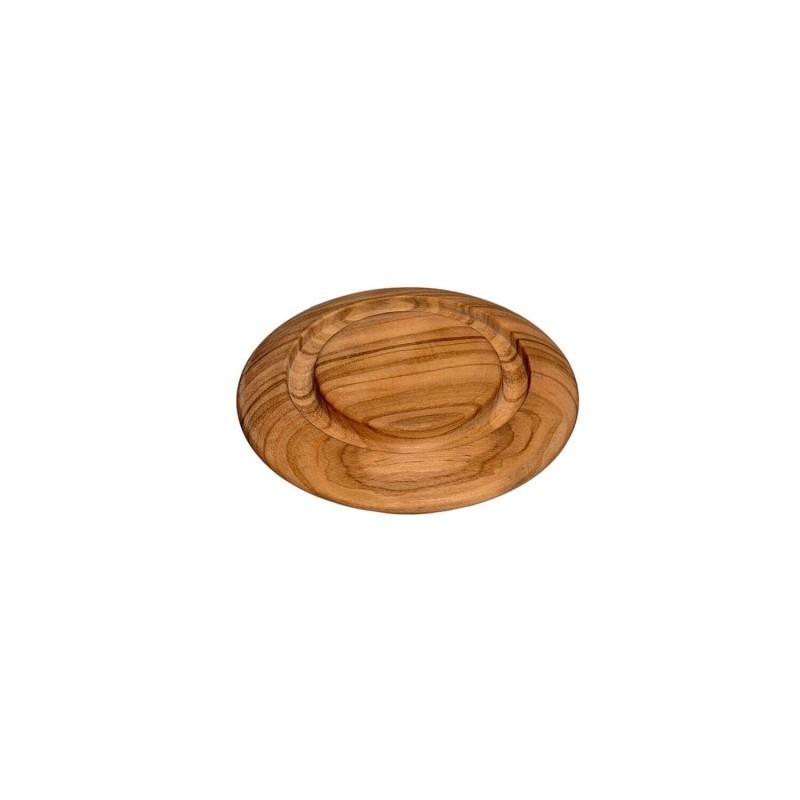 Tapa de repuesto de madera de olivo para jarra Cadus
