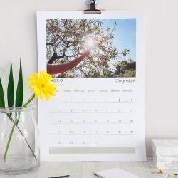 Calendario solidario Jaque al cáncer 2019