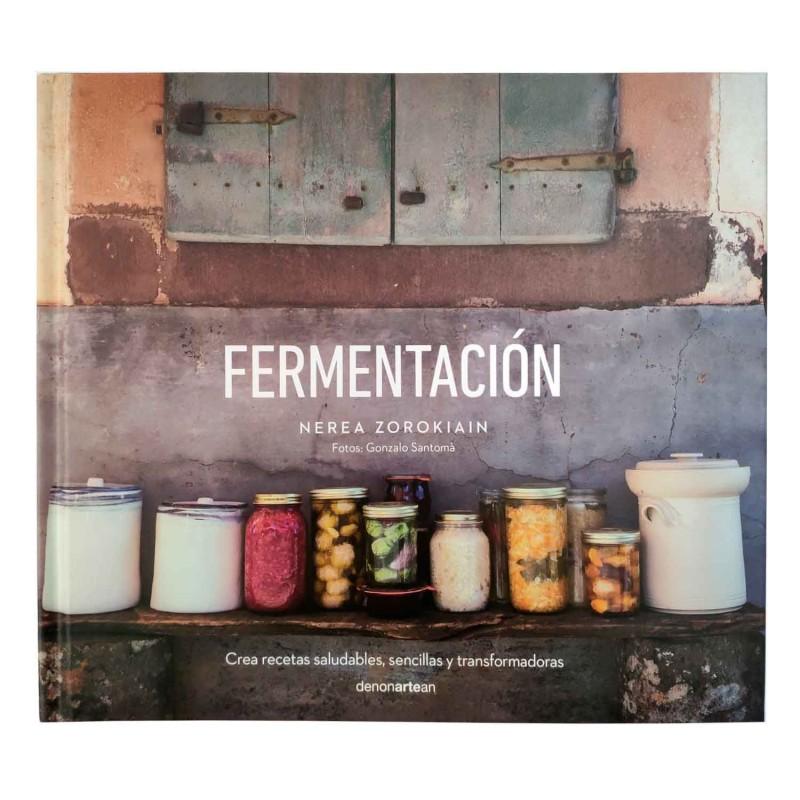 """Libro """"Fermentación"""" - Nerea Zorokiain"""