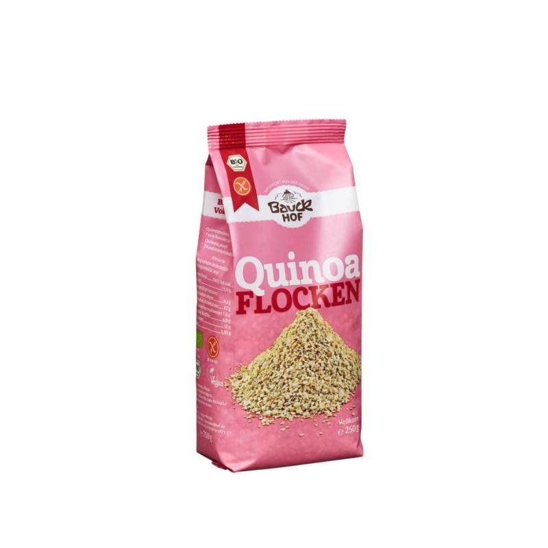 Copos de quinoa ecológicos