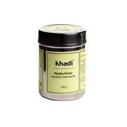 Mascarilla natural de Reetha en polvo 150 g - Khadi