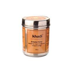 Mascarilla natural Shikakai en polvo 150 g - Khadi