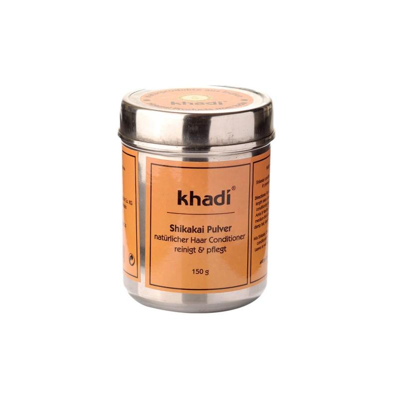 Acondicionador natural Shikakai 150 g - Khadi