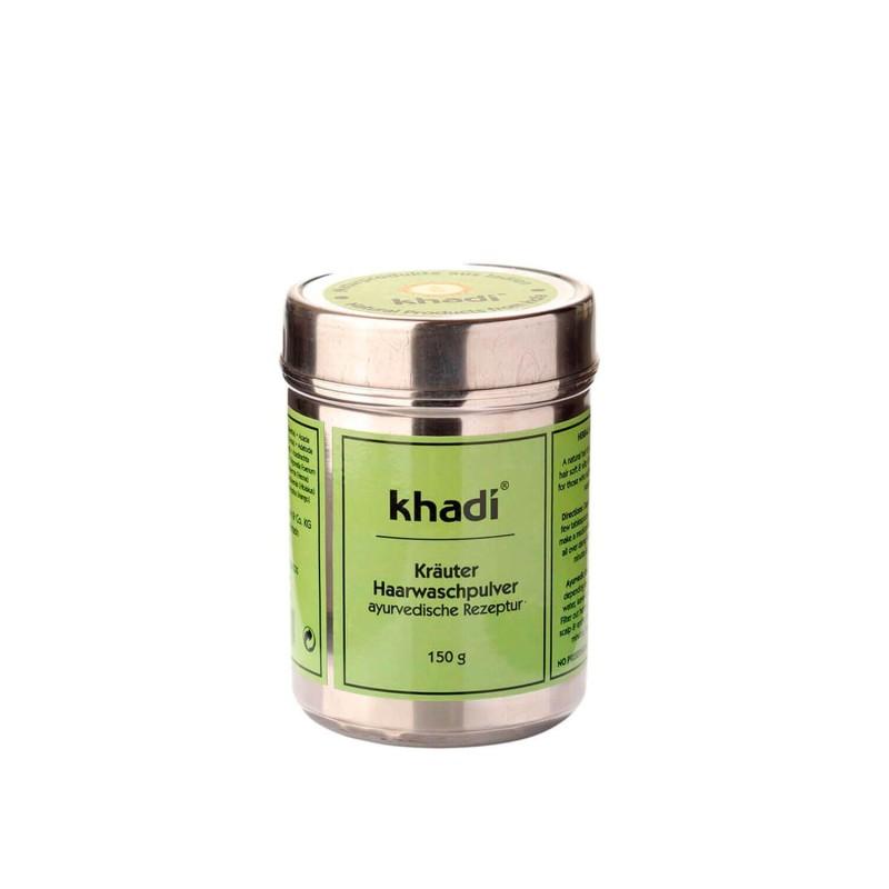 Champú vegetal en polvo 150 g - Khadi