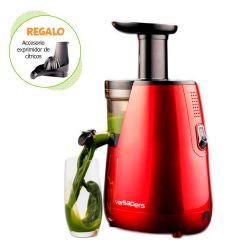 Extractor de Zumos Versapers 4G Rojo + Regalos