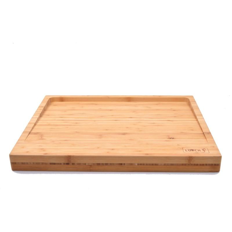 Tabla de cocina de bambú, grande - Lurch