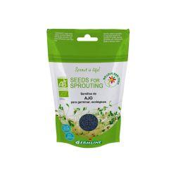 Semillas de ajo para germinar, ecológicas