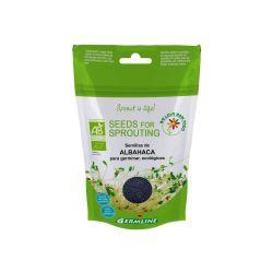 Semillas de albahaca para germinar ecológicas