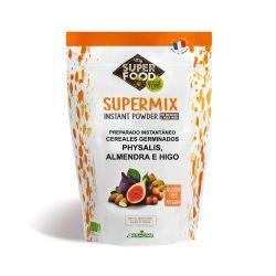 Supermix de cereales germinados, physalis, almendra e higo