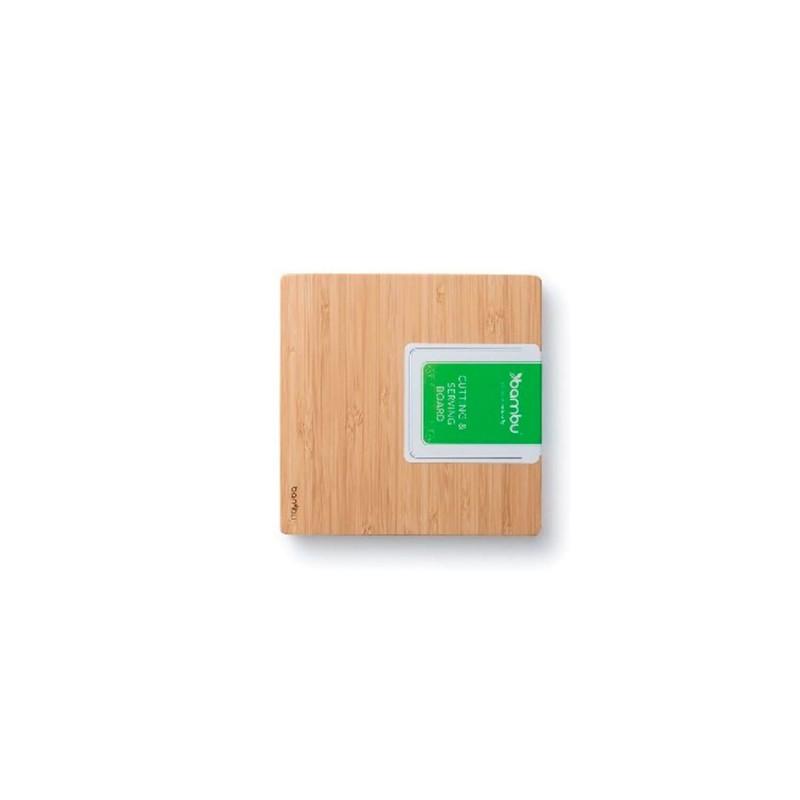 Tabla de cortar de bambú - GreenPioner