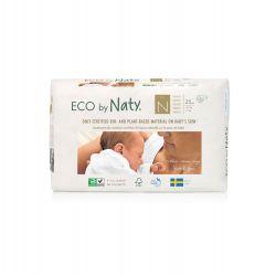 Pañales ecológicos para recién nacidos - Naty