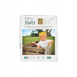 Pañales ecológicos Naty - Talla 6