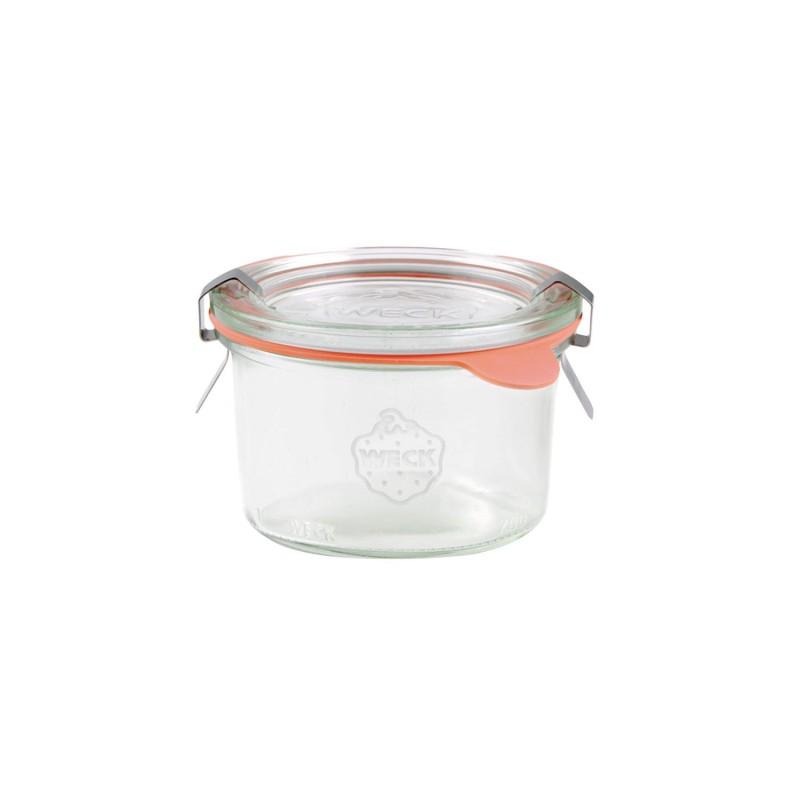 Tarro de vidrio para conserva Weck - 200 ml