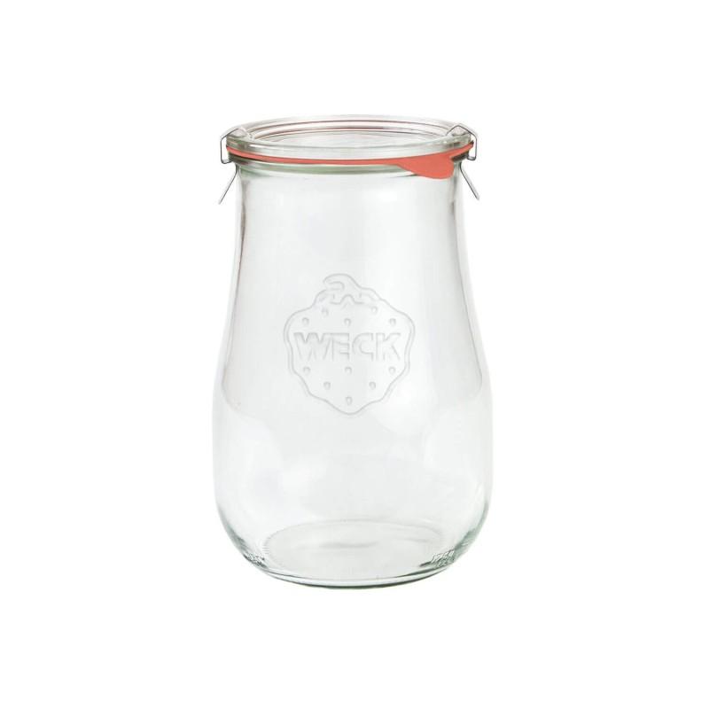 Tarro de vidrio para conserva Tulip Weck - 1750 ml