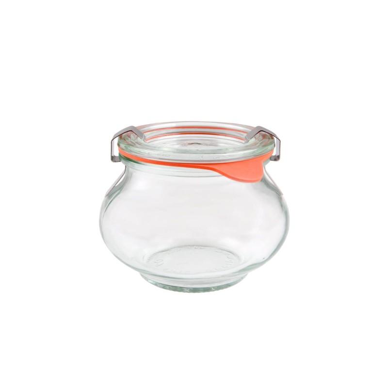 Tarro de cristal para conserva Decro Weck - 560 ml