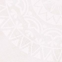 Cortina de algodón orgánico Mira - The Spirit of Om