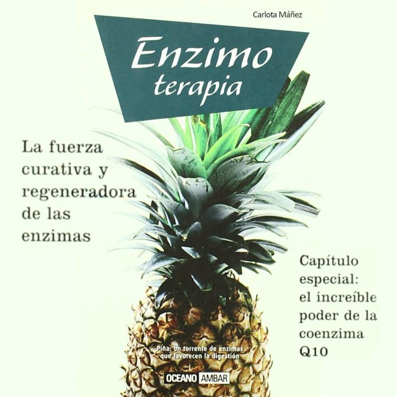 "Libro ""Enzimoterapia"" - Carlota Máñez"