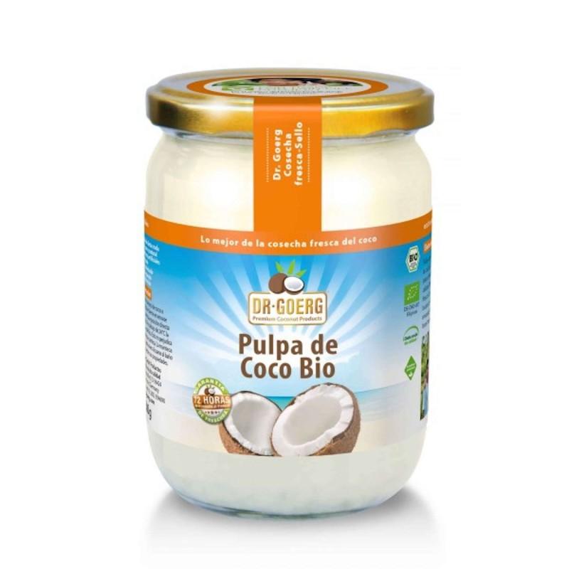 Manteca de coco ecológica - Dr Goerg
